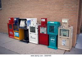 Coin Operated Newspaper Vending Machine Interesting Free Coin Machines Northwest Coin Machine Bar Coin Operated