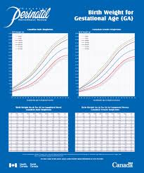 Birth Weight For Gestational Age Canada Ca