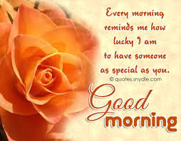 Good Morning Quotes Sweet