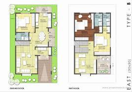 30x40 south facing house plans as per vastu house plans 30x50 site west facing