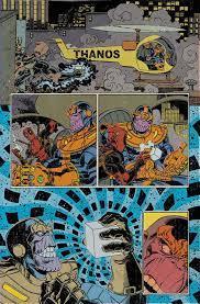 Thanos-copter in Endgame ...