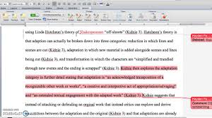 effect and cause essay format