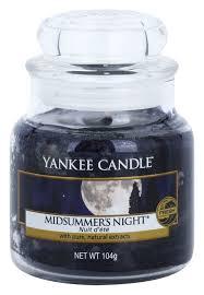<b>Ароматическая свеча Midsummer's Night</b> Yankee Candle купить ...