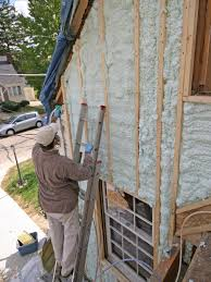 Air Sealing A Drafty House HGTV - Exterior walls