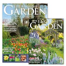 garden magazine.  Magazine The English Garden Is A Glossy Inspirational Magazine For Everyone Who  Loves Beautiful Gardens Providing Leisurely Yet Informative Amble Around The  For Magazine S