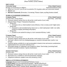Mccombs Resume Format Fine School Improvement Plan Template Gallery Entry Level Resume 66