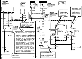 taurus wiring diagram 1997 wiring diagram taurus car club of america ford taurus forum climat control2 gif