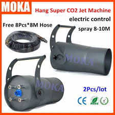 cheap lighting effects. 2 Pcs Stage Effect CO2 Jet Machcine Big Co2 Cannon Low Consumption150W Electric Control Free Cheap Lighting Effects E