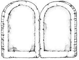 tablet clipart black and white. cg_stone-tablets.gif tablet clipart black and white