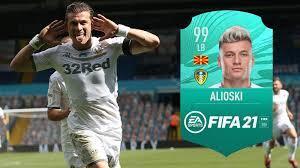 FIFA 21 : L'équipe FUT parfaite de Gjanni Alioski a été révélée - Dexerto.fr