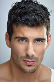 Haircuts For Men With Thick Hair Hairstylist Tips Celebrity