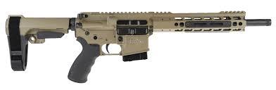 6.5 Grendel Highlander Pistol
