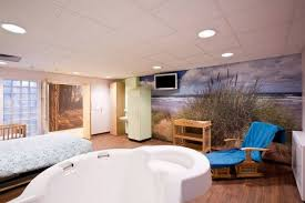 Serenity MLU Birmingham Great Use Of Visuals  Maternity Room Birth Room Design