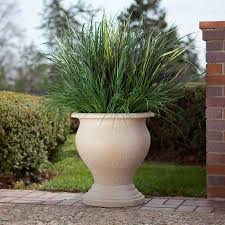 Decorative Garden Urns Interior Cool Image Of Home Exterior Decorating Ideas Using Tuscan 91