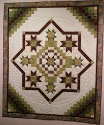 548 best GREEN QUILTS images on Pinterest | Quilting, Quilts and ... & Here's my Irish Mist all washed and ready for viewing. This came as a kit  that I bought at the Houston Quilt Show in The only change. Adamdwight.com