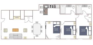 Lovely Great 3 Bedroom Condo Marceladick With Regard To Three Bedroom Condo Decor
