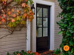 How To Choose Front Door Glass Inserts Todays Entry Doors - Exterior door glass insert replacement