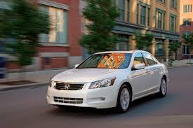 Full Specs and Official Photos of the 2008 Honda Accord Sedan and ...