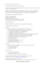 Project Coordinator Job Description project coordinator job description template SampleBusinessResume 1