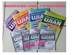 Documents similar to kunci jawaban bahasa indonesia kelas 7. Kunci Jawaban Buku Akasia Smp 2020 Gudang Kunci