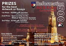 reformation art essay competition frontline fellowship a4 poster here