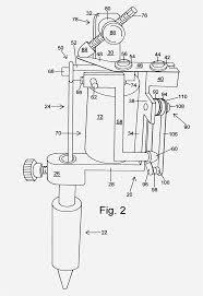 Tattoo machine wiring diagram