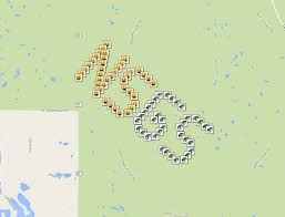 Stands for NorthStar GeoSeekers in northern MN. ALL are ...