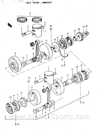 Alpha sports suzuki motorcycle parts catalog