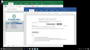 the new updates are available for office 365 subscribers now