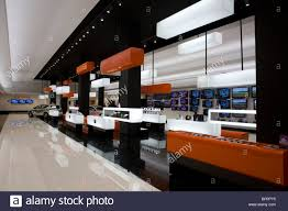 Electronic Interior Design Modern Design Style Of An Electronic Shop Inside The