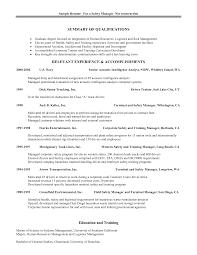 Ideas Of Police Officer Resume Objective Resume Resumecareerinfo For