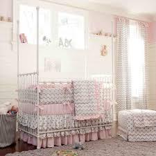 pastel rhwearefoundcom chic pink and white crib bedding set baby room with ruffles nursery s pastel