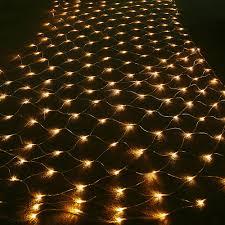 Led Net Lights 3m X 2m 3m X 1 5m Connect Net Light Warm White