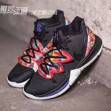 Shoes Of Soul Size Chart Nike_ Kyrie_5 Owen 5 Generation Spongebob Black And White Oreo Smiling Soul Eye Basketball Shoes Ao2919