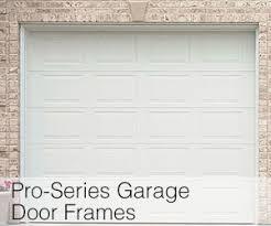 aluminum garage doorGarage Door Frames  The Bay Family of Companies