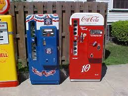 Rc Cola Vending Machine Interesting Vendo 48A CAVALIER 48 Coca Cola Coke Machine Dr Pepper RC Cola Soda