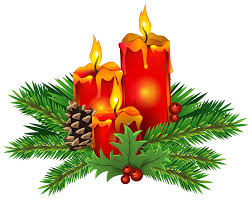 Christmas Candles PNG Clip Art Image | Gallery Yopriceville ...