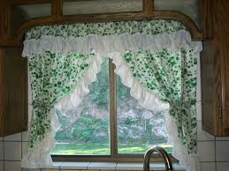 Kitchen Valances Kitchen Beautiful Kitchen Curtains Ideas Modern With Kitchen