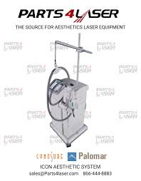 Palomar Starlux Pulsed Light And Laser System Palomar Icon Cynosure Icon Laser Machine Parts4laser