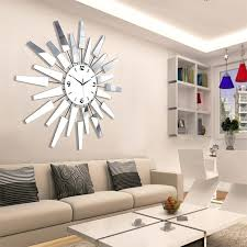 huge wall clocks living room wall clocks decorating design intended for large remodel 1 big wall clock india
