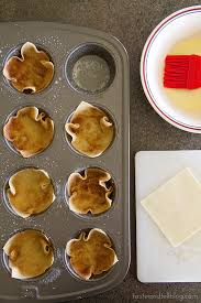 You can also deep fry them using a. Strawberry Wonton Cups Taste And Tell