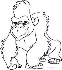 Safari Animals Template Jungle Animals Coloring Sheet Highfiveholidays Com