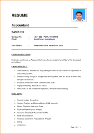 Job Resume 100 Indian Simple Job Resume Pandora Squared 59
