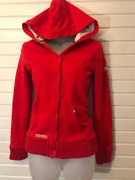 Unique ferrari clothing designed and sold by artists for women, men, and everyone. Red Ferrari Jacket With Hood Women S Size S Fashion Clothing Shoes Accessories Womensclothing Coatsjacketsvests Jackets Hooded Jacket Clothes For Women