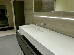 bathroom lighting recessed. recessed led linear light contemporarybathroom bathroom lighting