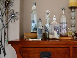 how to turn old bottles into picture frames