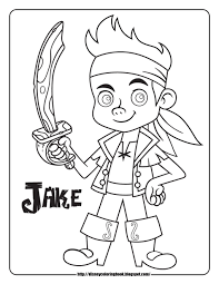 Small Picture jake and the never land pirates coloring pages coloring sheets