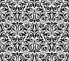 Damask Pattern Free Seamless Damask Pattern Ornamental Classic Wallpaper Vector