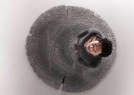 contemporary round area rugs modern 8 creative rug designs captivatist