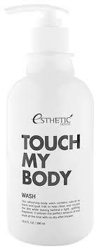 <b>Гель для душа</b> Esthetic House <b>Touch</b> my body Goat milk — купить ...